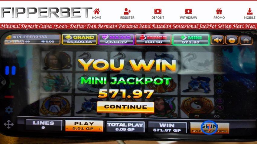 SITU AGEN JOKER123 GAME SLOT ONLINE TERPERCAYA
